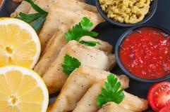 Vegetable Samosas Стоковые Фото