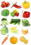 Vegetable Sampler Stock Photography