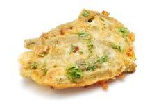 Vegetable schnitzel Stock Photography