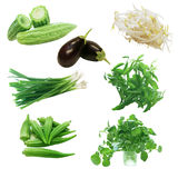 Vegetable Set Stock Photos