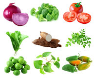 Vegetable Set Stock Photo