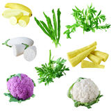 Vegetable Set Stock Images