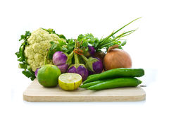 Vegetable Sets Stock Photo