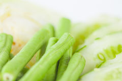 Vegetable side dishes Royalty Free Stock Photo