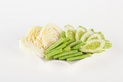 Vegetable side dishes Stock Photos
