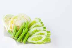 Vegetable side dishes Stock Photo