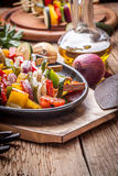 Vegetable skewers. Stock Images