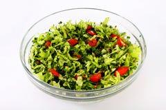 Vegetable slicing set dressing Royalty Free Stock Photo