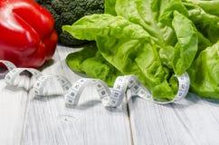 Vegetable slimming healthy food full of vitamins Royalty Free Stock Photo