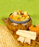 Vegetable soup 2 Royalty Free Stock Images