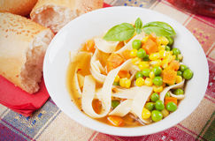 Free Vegetable Soup Stock Image - 20961891