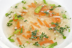 Free Vegetable Soup Royalty Free Stock Photos - 24146528