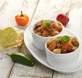 Vegetable Soup Royalty Free Stock Photography