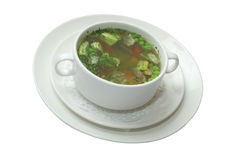 Vegetable Soup Royalty Free Stock Photo