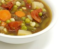 Free Vegetable Soup Royalty Free Stock Photos - 4732898