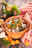Vegetable soup Stock Photos
