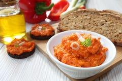 Vegetable spread Stock Photos