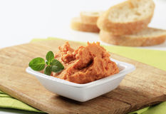 Vegetable spread Stock Photography