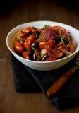 Vegetable stew Stock Photos