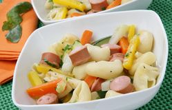 Vegetable stew Royalty Free Stock Image