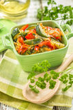 Vegetable stew Stock Photography