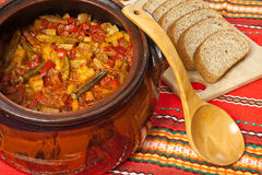 Free Vegetable Stew Royalty Free Stock Images - 33433869