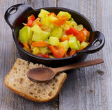 Vegetable Stew Royalty Free Stock Photos