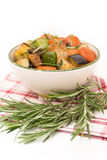 Vegetable stew Royalty Free Stock Images