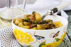 Vegetable Stew Royalty Free Stock Photos