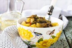 Vegetable Stew Stock Image