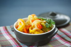 Vegetable Stew Royalty Free Stock Photography