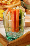 Vegetable Stick Royalty Free Stock Images