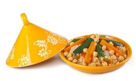 Vegetable Taijine stock image