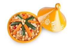 Vegetable Tajine Stock Photos