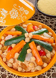 Vegetable Tajine Royalty Free Stock Photos