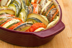 Vegetable Tian Stock Images