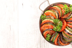 Vegetable tian Royalty Free Stock Images
