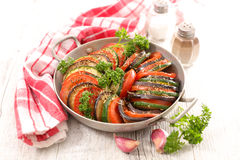 Vegetable tian Stock Photography
