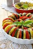 Vegetable tian Royalty Free Stock Photos
