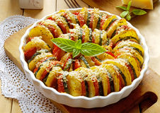 Vegetable tian Royalty Free Stock Image