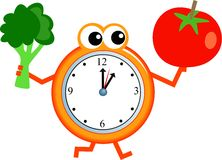 Vegetable time Royalty Free Stock Photos