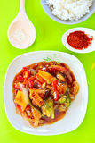 Vegetable Tofu Stock Photography