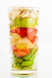 Vegetable verrine Royalty Free Stock Image
