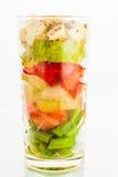 Vegetable verrine Royalty Free Stock Image