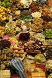 Vegetable and wet market. Siti Khadijah Market in in Kota Bharu, Kelantan, Malaysia, Asia Royalty Free Stock Image