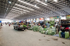 Vegetable Wholesale Market Royalty Free Stock Photography