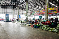 Vegetable Wholesale Market Royalty Free Stock Photos