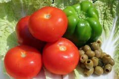 Vegetables. Fresh vegetables Stock Images