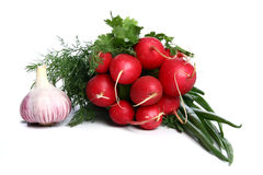 The vegetables Royalty Free Stock Images