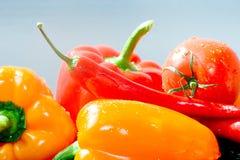Vegetables. Fresh Vegetables Royalty Free Stock Image